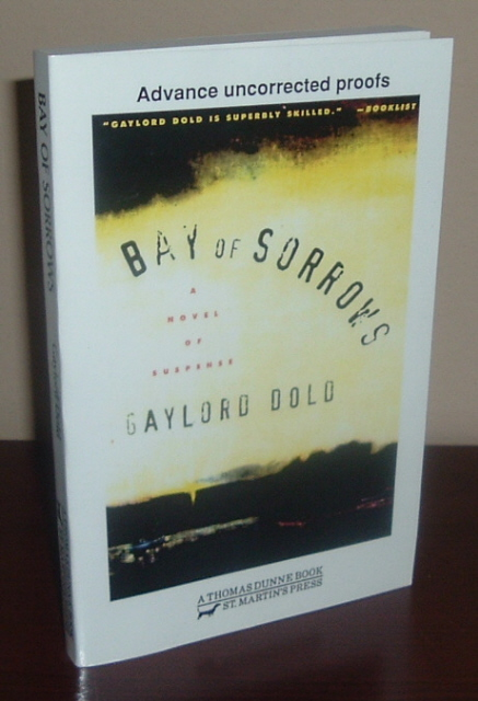 Image for Bay of Sorrows