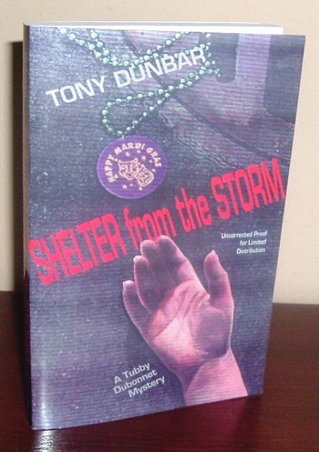 Image for Shelter from the Storm