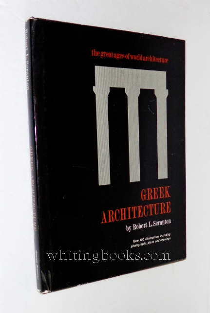 Image for Greek Architecture  (The Great Ages of World Architecture series)