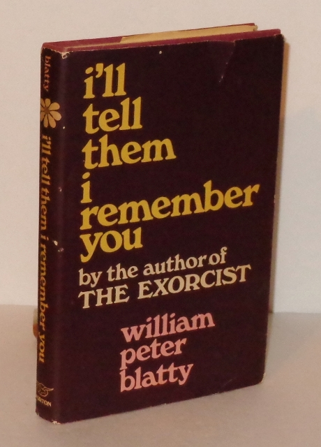 Image for I'll Tell Them I Remember You