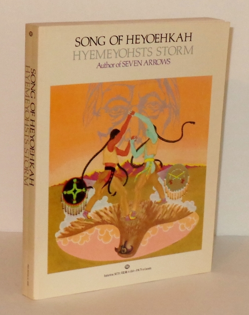 Image for Song of Heyoehkah