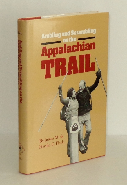 Image for Ambling and Scrambling on the Appalachian Trail