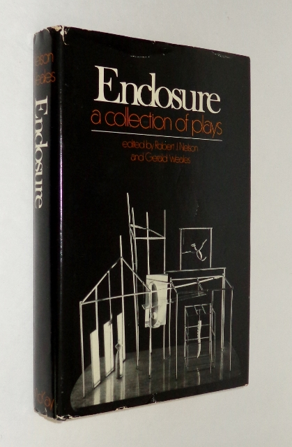 Image for Enclosure : A Collection of Plays