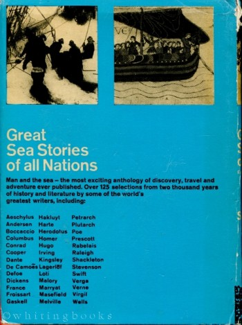 Image for Great Sea Stories of All Nations
