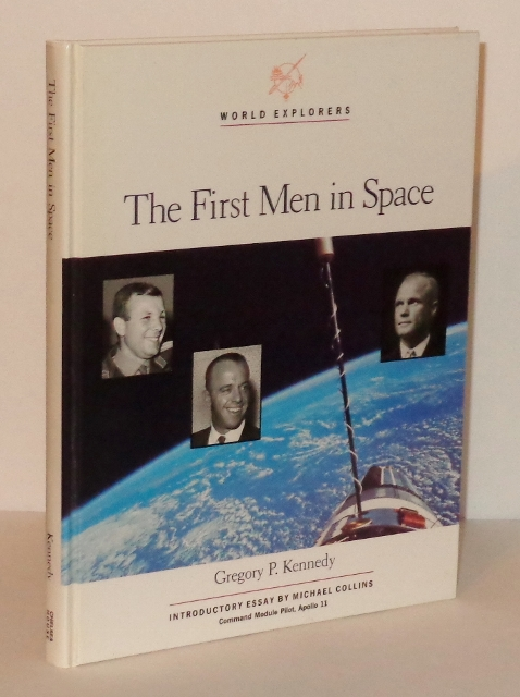Image for The First Men in Space (World Explorers Ser.)
