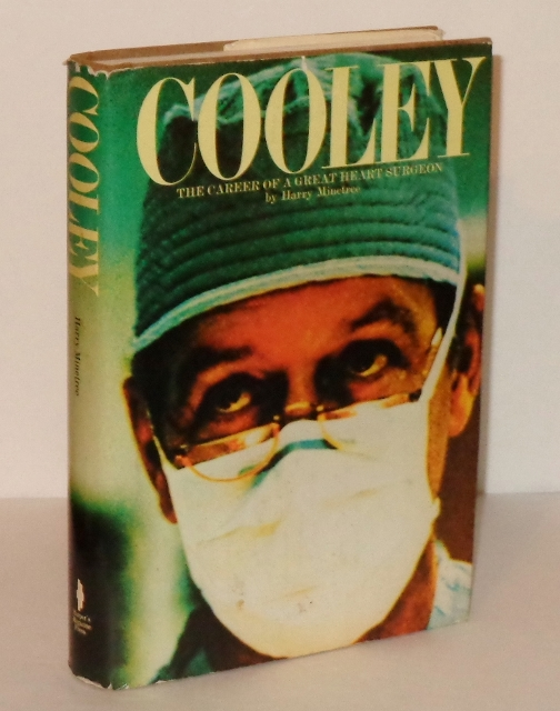 Image for Cooley: The Career of a Great Heart Surgeon