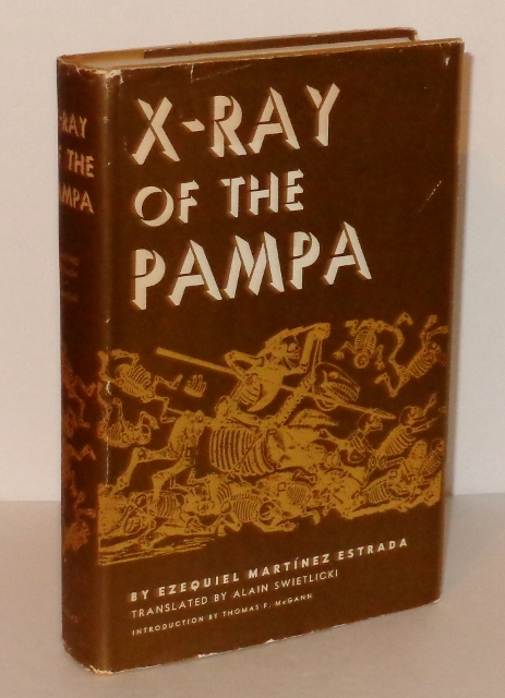 Image for X-Ray of the Pampa (Texas Pan American Ser.)