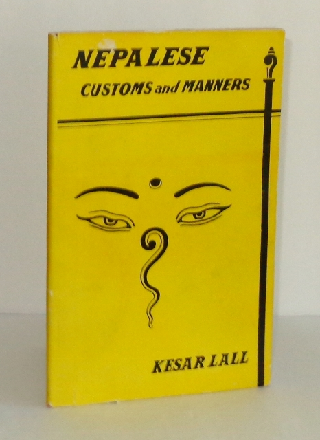 Image for Nepalese Customs and Manners