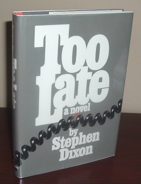 Image for Too Late