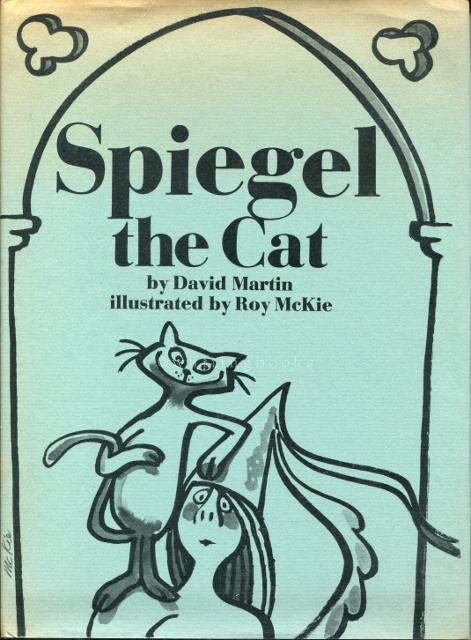 Image for Spiegel the Cat