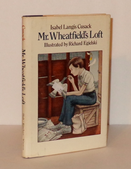 Image for Mr. Wheatfield's Loft