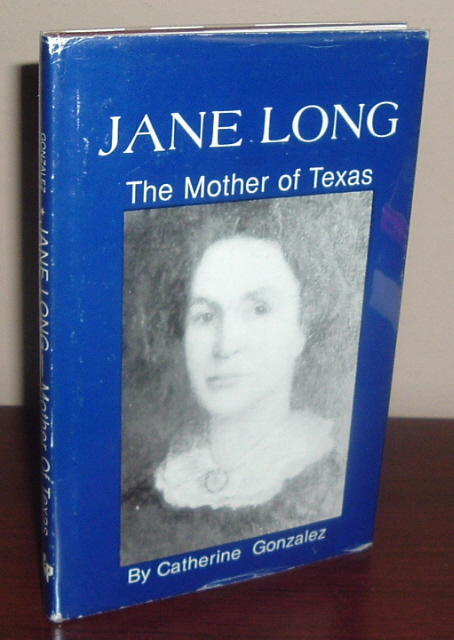Image for Jane Long : Mother of Texas