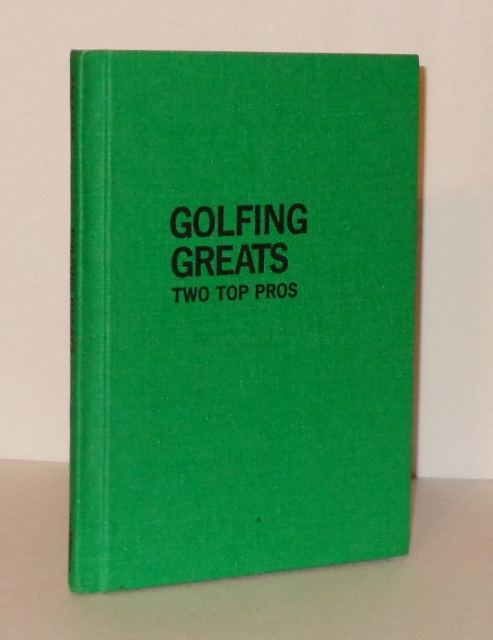Image for Golfing Greats : Two Top Pros