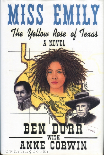 Image for Miss Emily: The Yellow Rose of Texas
