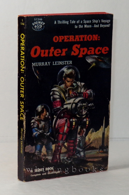 Image for Operation: Outer Space