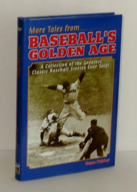 Image for More Tales from Baseball's Golden Age