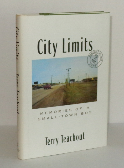 Image for City Limits: Memories of a Small-Town Boy