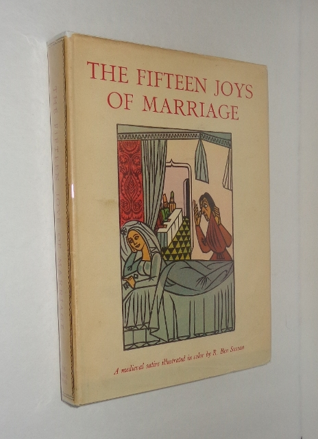 Image for The Fifteen Joys of Marriage