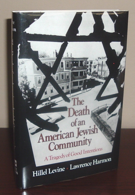 Image for The Death of an American Jewish Community: A Tragedy of Good Intentions