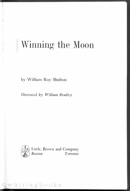 Image for Winning the Moon