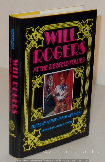 Image for Will Rogers at the Ziegfeld Follies