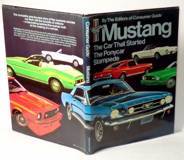 Image for Mustang: The Car That Started the Ponycar Stampede
