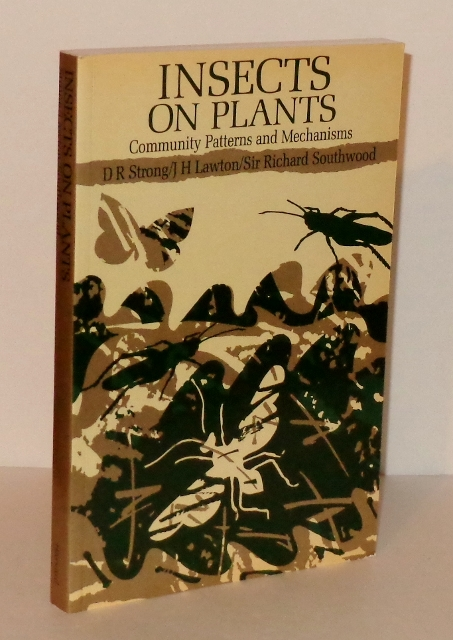 Image for Insects on Plants: Community Patterns and Mechanisms