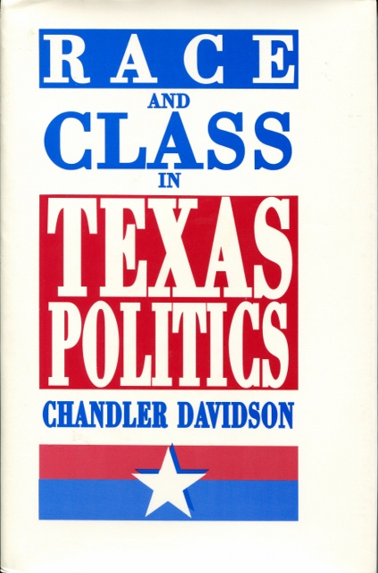 Image for Race and Class in Texas Politics