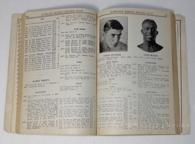 Image for Everlast Boxing Record 1931