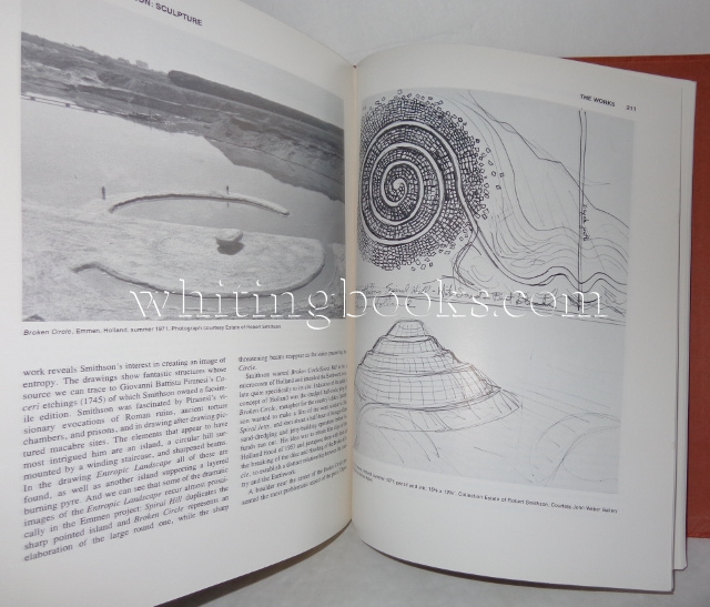 Image for Robert Smithson: Sculpture, with 1980 Exhibit Catalog from the Herbert F. Johnson Art Museum, Cornell University