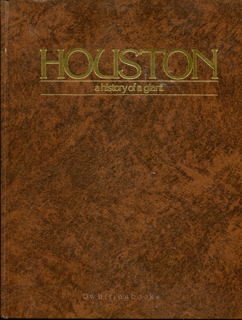 Image for Houston: A History of a Giant