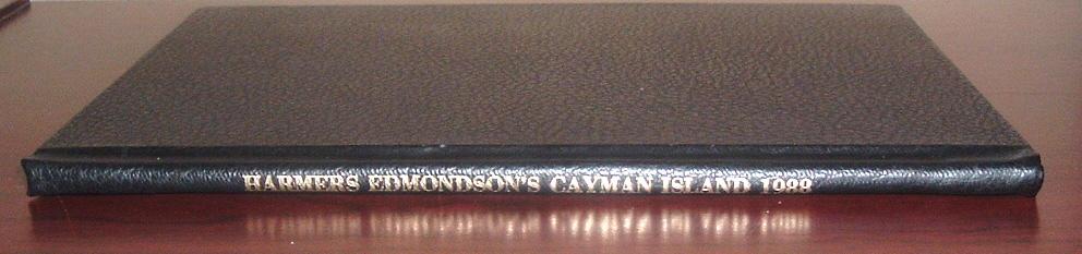 The R J  Edmondson Collection of Cayman Islands [Stamp Auction Catalogue]