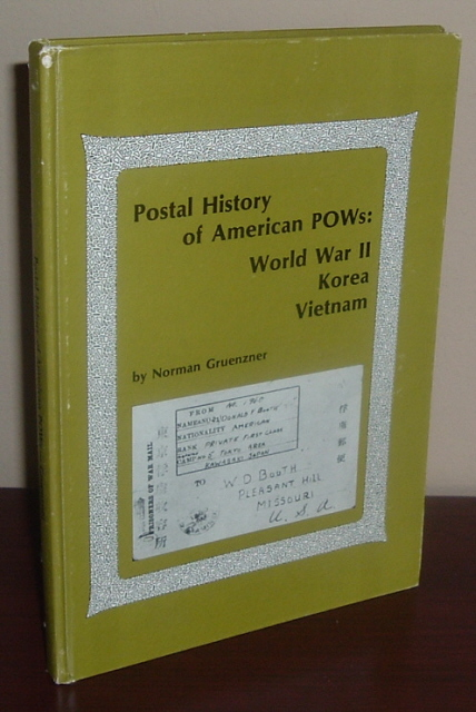 Image for Postal History of American POWs: World War II, Korea, and Vietnam