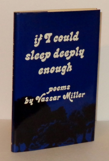 Image for If I Could Sleep Deeply Enough: Poems