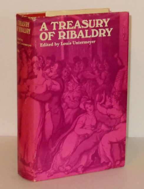 Image for A Treasury of Ribaldry