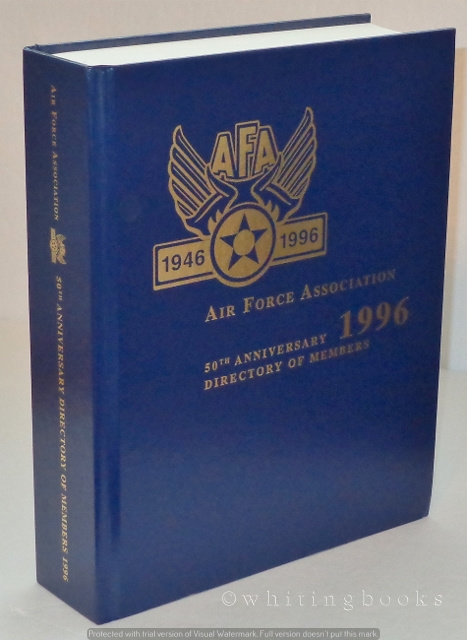 Image for Air Force Association 50th Anniversary Directory of Members