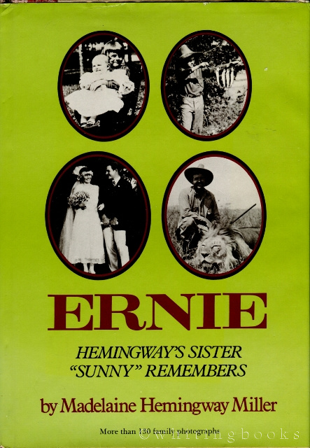 "Image for Ernie: Hemingway's Sister ""Sunny"" Remembers"