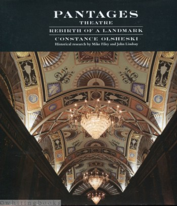 Image for Pantages Theatre: Rebirth of a Landmark