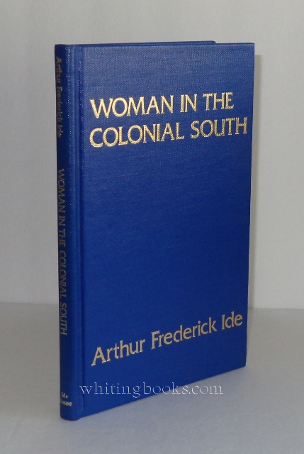 Image for Woman in the Colonial South