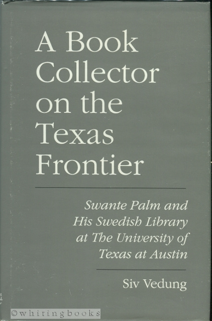 Image for A Book Collector on the Texas Frontier