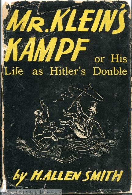 Image for Mr. Klein's Kampf or His Life as Hitler's Double