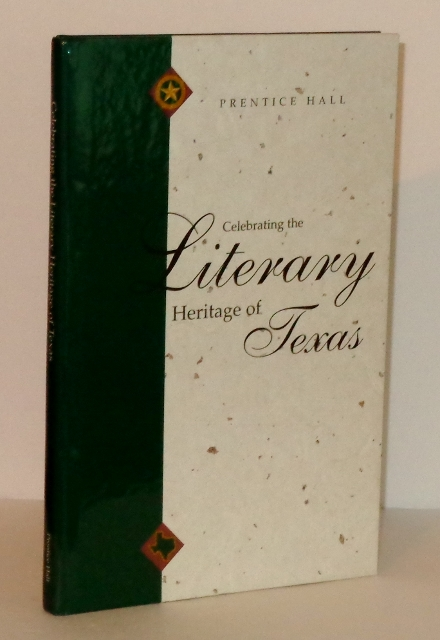 Image for Celebrating the Literary Heritage of Texas