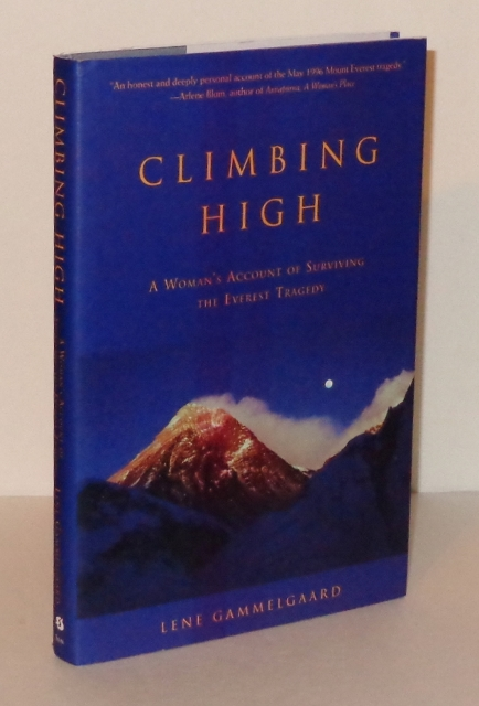 Image for Climbing High: A Woman's Account of Surviving the Everest Tragedy