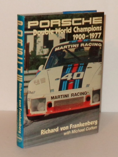 Image for Porsche: Double World Champions, 1900-1977