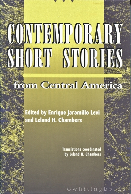 Image for Contemporary Short Stories from Central America