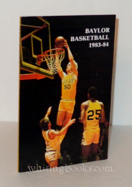 Image for Baylor Basketball 1983-84