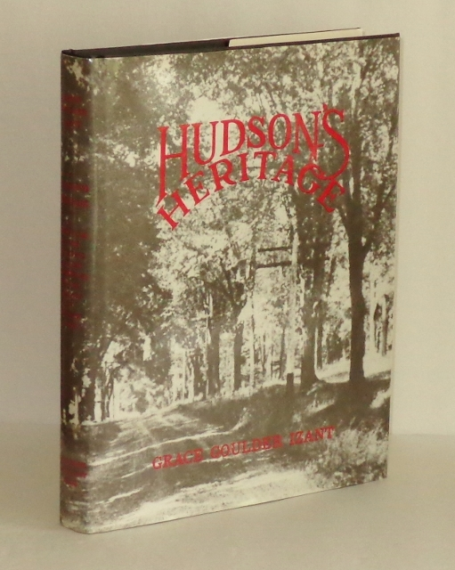 Image for Hudson's Heritage: A Chronicle of the Founding and the Flowering of the Western Reserve Village of Hudson, Ohio