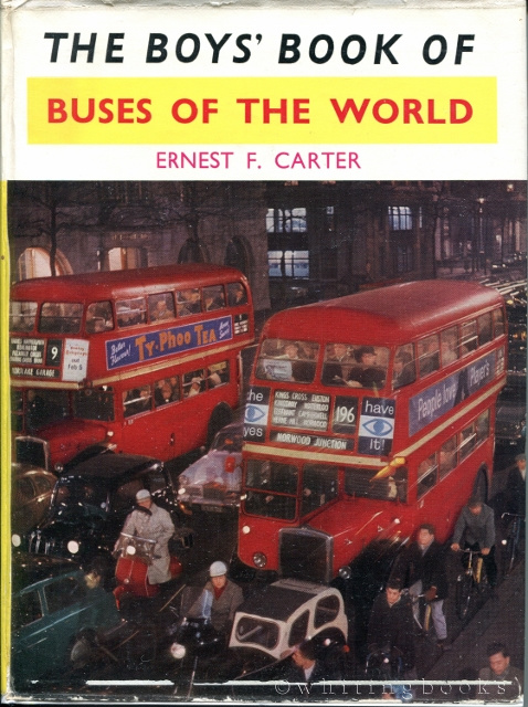 Image for The Boys' Book of Buses of the World