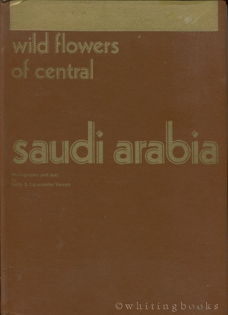 Image for Wild Flowers of Central Saudi Arabia