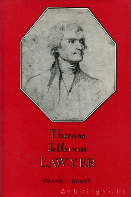 Image for Thomas Jefferson, Lawyer